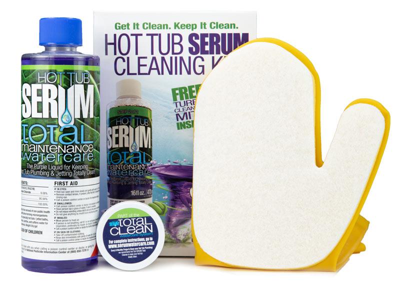 SERUM Cleaning Kit